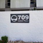 El Monte Address Signs Lamar Oaks Address Sign 150x150