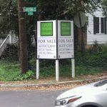 El Monte Real Estate Signs post panel outdoor real estate 150x150