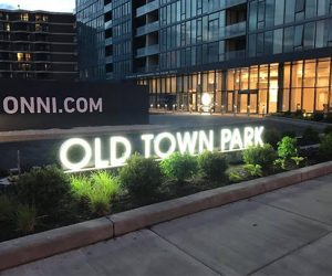 Temple City Outdoor Signs illuminated channel letters client 300x250